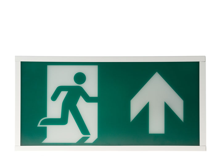 SPEEDY Emergency LED Exit Sign Boxes