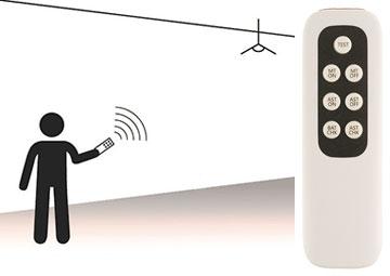 Remote mst